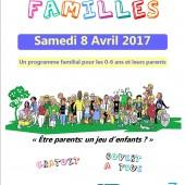 JOURNEE DES FAMILLES