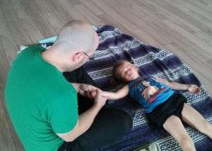 massage parent
