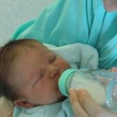 La constipation chez le bébé